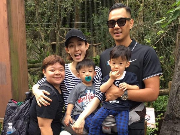 小亨堡妹懷孕了! 沖繩旅遊姊妹合照…網驚「根本三胞胎」