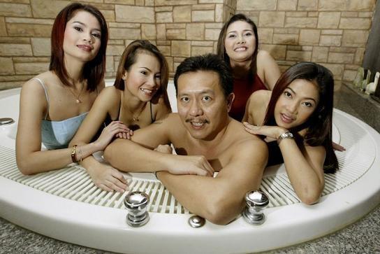 情色按摩:泰國性產業初學者的另一個選擇